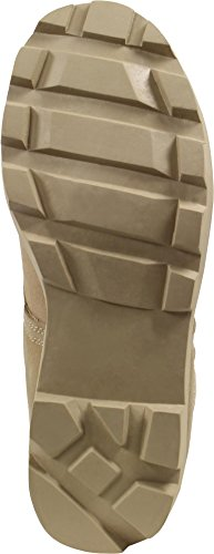 US Leder Desertstiefel Military Specification mit Zehenkappe Khaki