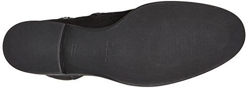 Gabor Women's Fashion Boots, Grey Schwarz (17 Schwarz (Glitter))