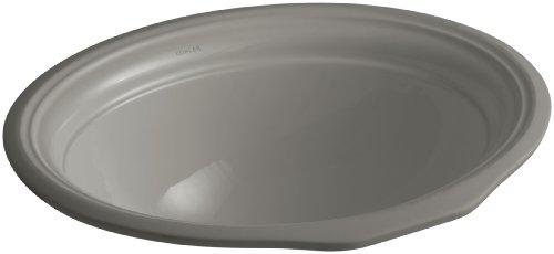 KOHLER K-2336-K4 Devonshire Undercounter Bathroom Sink, - Bathroom Devonshire Undermount Sink