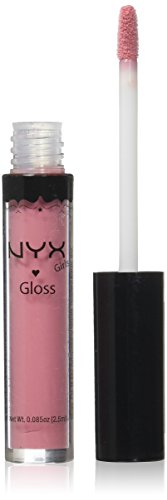 NYX Girls Round Lip Gloss -Color RLG 06 - Mauve