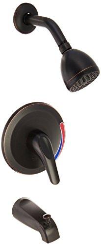 Pfister  G89-030Y  Pfisrt Series 1-Handle Tub & Shower Trim 2.0 gpm Tuscan Bronze