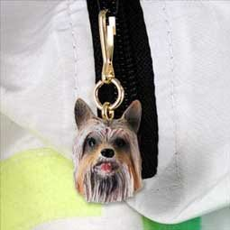 Conversation Concepts Silky Terrier Zipper Charm (Silky Charm Terrier)
