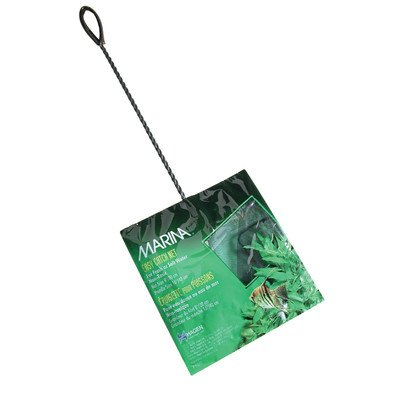 Marina 8in Easycatch Nylon Net 16in Hdl (Pack of 3) by Marina