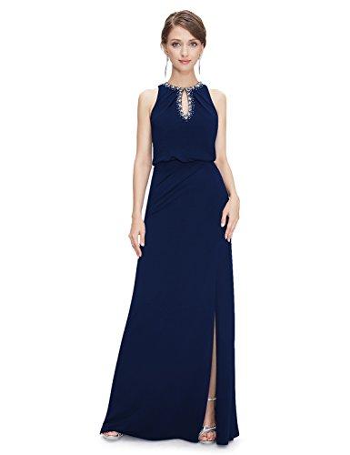 Ever-Pretty HE08383SB12 - Vestido para mujer Azul Zafiro