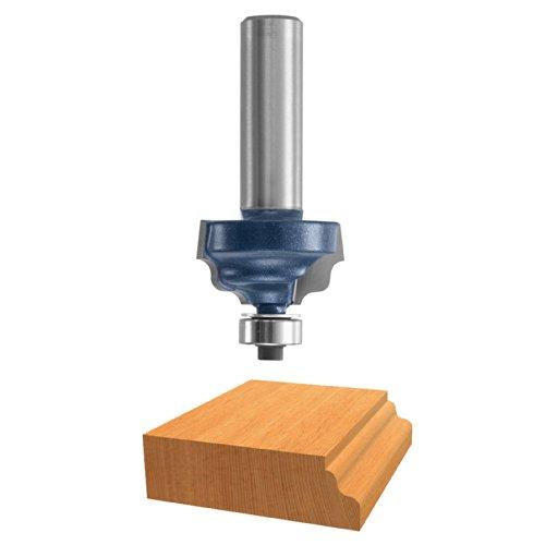 - Bosch 85607M 1-1/4 In. x 11/16 In. Carbide Tipped Wavy Edge Bit
