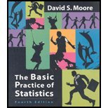 The Basic Practice of Statistics, and Online Study Center 9780716769125