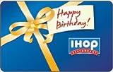 IHOP Happy Birthday Gift Card image