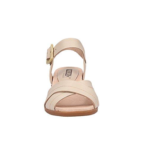 Pikolinos Sandals W2R-1638 Denia Ivory Beige 5uBkcs