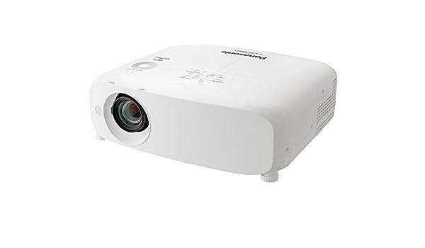 Panasonic PT-VX605NE Video - Proyector (5500 lúmenes ANSI, 3LCD ...
