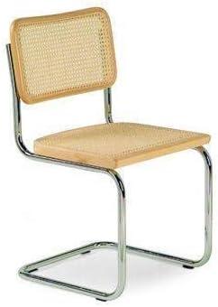 Fantastic Amazon Com Marcel Breuer Cesca Cane Chair Natural Color Pdpeps Interior Chair Design Pdpepsorg