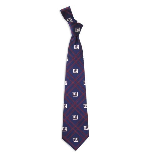 New York Giants Woven Polyester Necktie