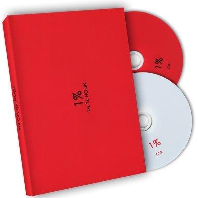 1% (One Percent) 2 DVD set by Yu Hojin - DVD by Yu Ho Jin