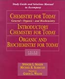 Chemistry for Today, Seager, Spencer, 0314042741