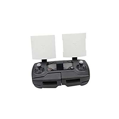Tineer Antenna Amplifier Booster Signal Range Extender for DJI Mavic Air/ Mavic 2 Zoom/Pro/ Spark Drone Remote Controller Accessory: Toys & Games