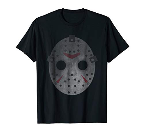 Friday 13th Jason New Jersey Hockey Mask Halloween Shirt
