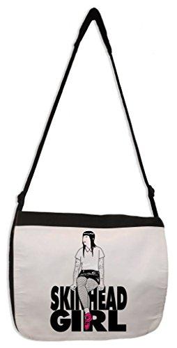 tribal-t-shirts-skinhead-girl-laptop-messenger-bag