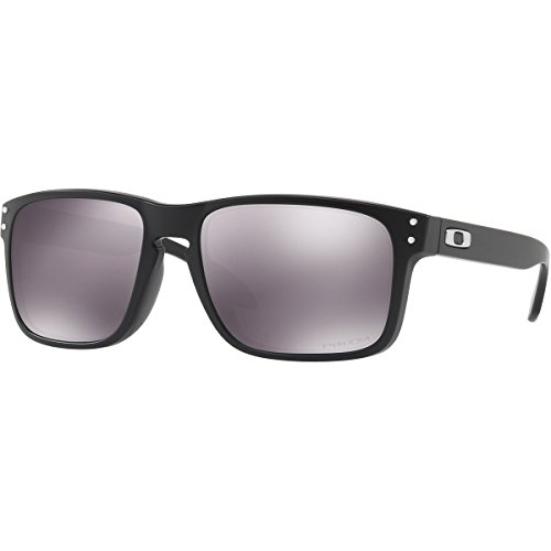Oakley Men's Holbrook Sunglass, Matte Black/Prizm - Holbrook Oakely