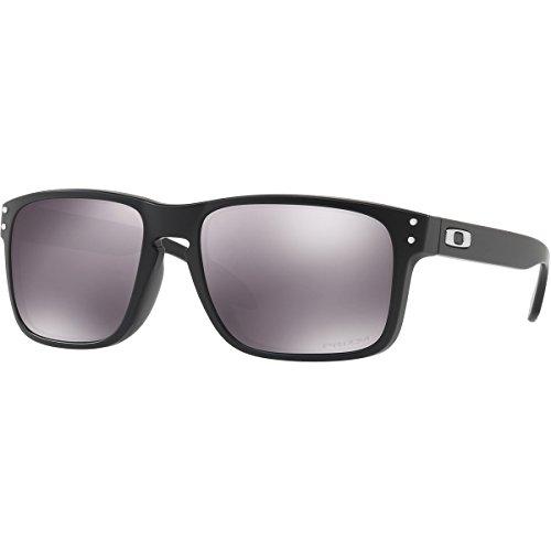 Oakley Men's Holbrook Sunglass, Matte Black/Prizm - Black Holbrook Oakley