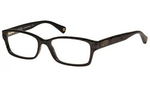 COACH Eyeglasses HC 6040 5002 Black 52MM