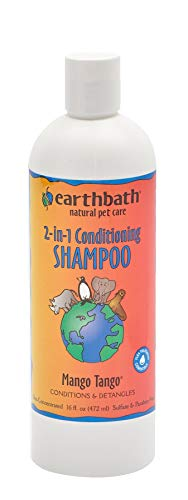 (Earthbath 2-in-1 Conditioning Shampoo, Mango Tango 16 oz )
