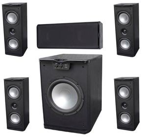 Monitor 4.2 Home Theater System