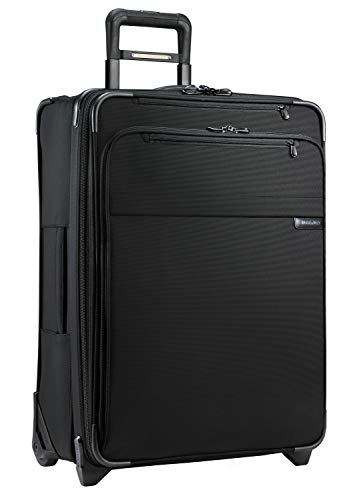 Briggs & Riley Baseline Expandable 25' Upright, Black, Medium