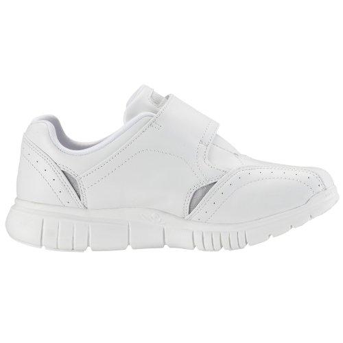 Chung Shi - Zapatillas de cuero unisex Blanco