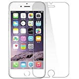 Premium Crystal Clear Tempered Glass Screen Protector for iPhone 6