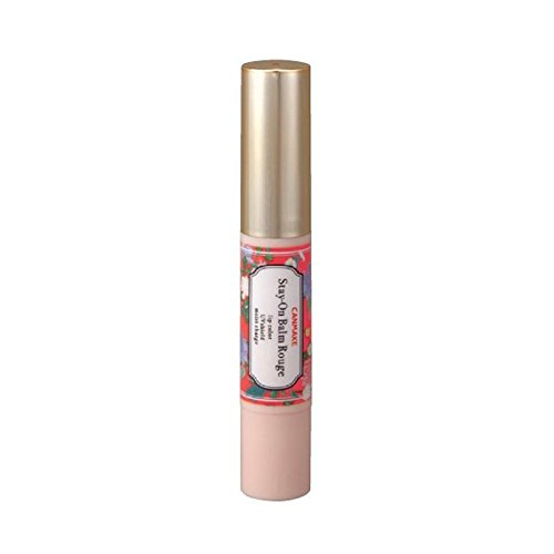 - CANMAKE Stay-On Balm Rouge, 10 Flowery Princess, 1 Ounce