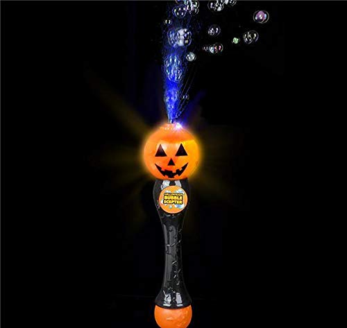 DollarItemDirect 13.5'' Light-UP Jack O Lantern Bubbles, Case of 24 by DollarItemDirect (Image #1)