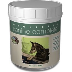 Wholistic Pet Canine Complete Organic Supplement 1lb, My Pet Supplies