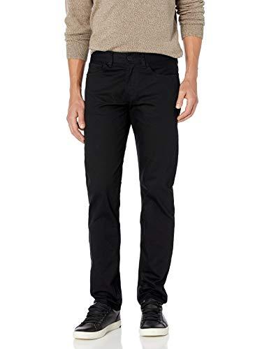 A|X Armani Exchange Men's Straight Fit Denim Jeans, Black, 30S
