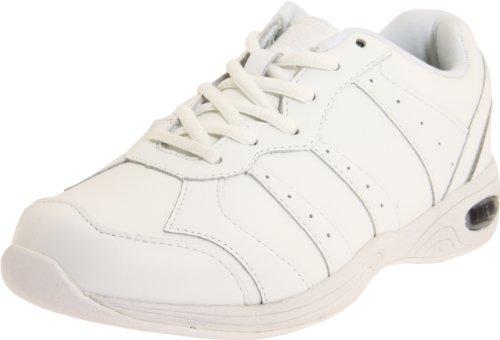 Drew Shoe Hara White Leather