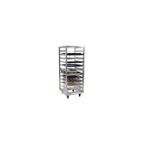 Amazon.com: New Age 1650 Roll-in Pan rack con guías de ...