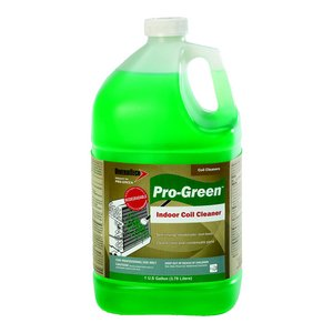 DIVERSITECH PRO-GREEN 880591 Professional Strength Coil Cleaner Green No Rinse Gal Concentrate
