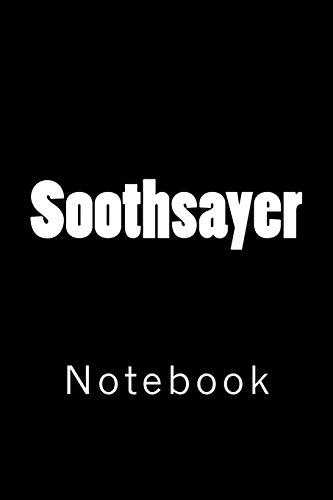 Soothsayer: Notebook