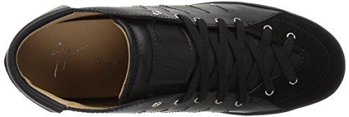 Giuseppe Zanotti Womens Rw70047 Fashion Sneaker Nero Q8ix1IEYDZ