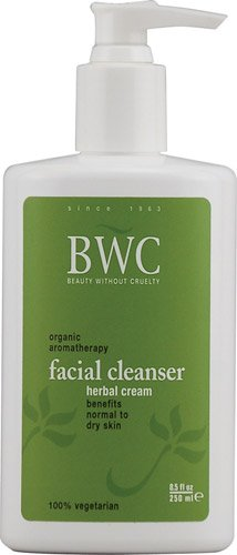Beauty Without Cruelty Organic Aromatherapy Facial Cleanser