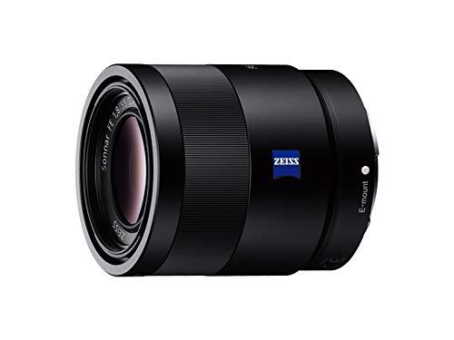 Sony 55mm F1.8 Sonnar T FE ZA Full Frame Prime Lens – Fixed