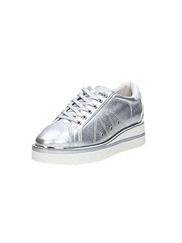 SW43505 Sneakers Bas Lumberjack Skyler Femme 001 Silver Chaussures xvRw17wU