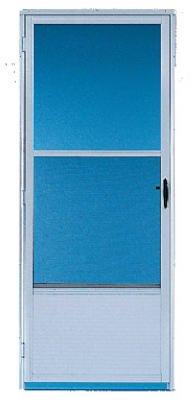 CROFT METALS 563-36RV 36x80 WHT Storm Door