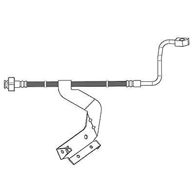 Centric 150.65215 Brake Hose: Automotive
