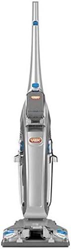 Hoover HF85 FM C ME Hard Floor Steam Vacuum Cleaner, Grey