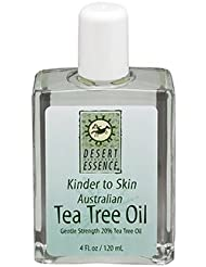 Desert Essence Kinder To Skin Australian Tea Tree Oil - 4 Fl Oz - (Pack of 1)