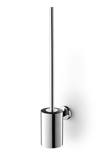 Zack 40055 Scala Wall Mounted Toilet Brush, 21.26 by 3.54 by 5.12-Inch by Zack