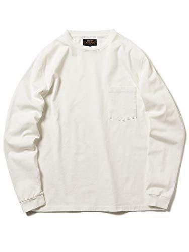 勧める義務付けられた繊毛(ビームスプラス) BEAMS PLUS/ロングスリーブ ポケット Tシャツ