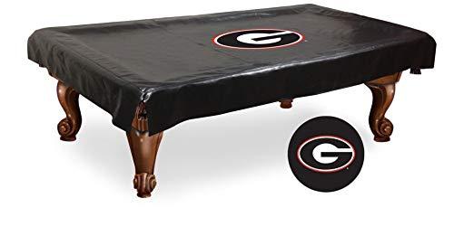 HBS Georgia Bulldogs Billiard Table Covers-8 ()