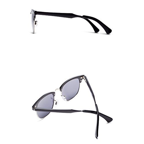 Polarizadas Gafas Conducción Cara Elegante Sol Personalidad Gafas Femenina B Gafas Marea GAOYANG De De Sol De Sol A Redonda Masculina Retro Color qwXt4cPA