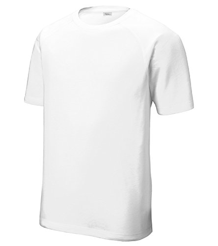 Opna Men's Athletic Performance Dry Fit Short-Sleeve T-Shirts ()