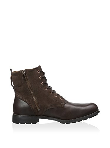 Timberland Pt 6 In Side Zip Nwp Dark - Botas Track Hombre Dark Brown